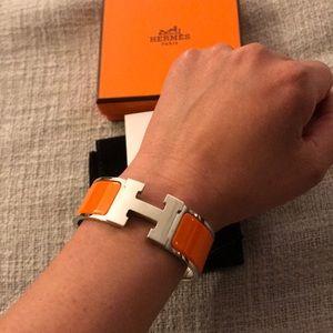 Hermès PM Clic H Bracelet